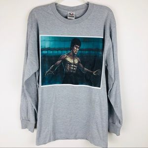 Other - Bruce Lee Long Sleeve T-Shirt